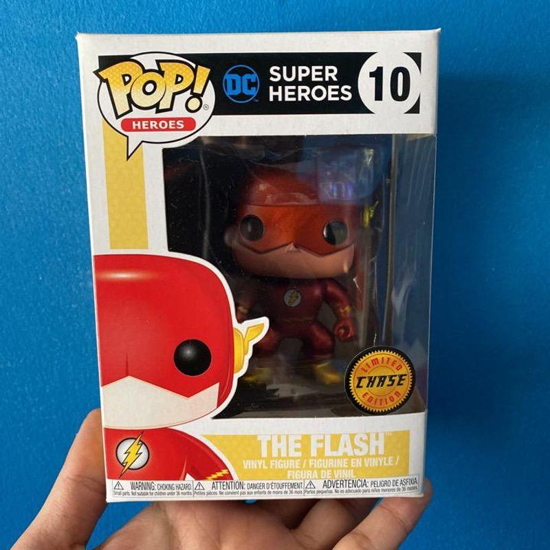 The Flash (Metallic)