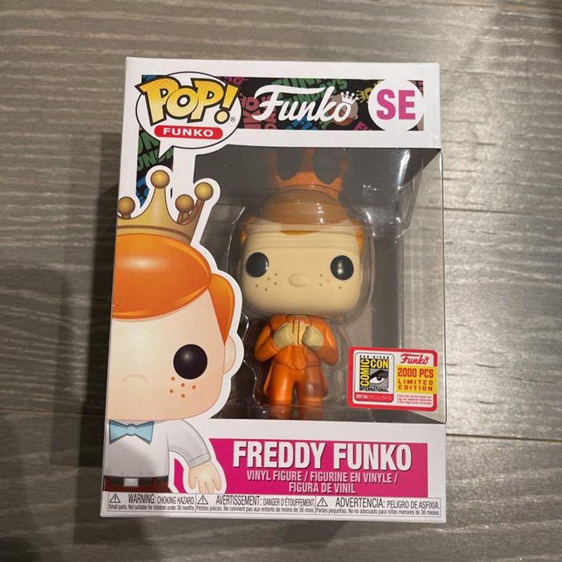 Freddy Funko (Dumber)