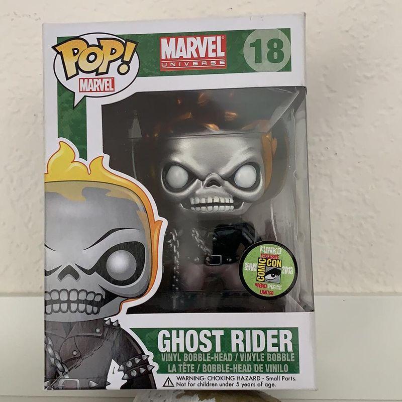 Ghost Rider (Metallic)