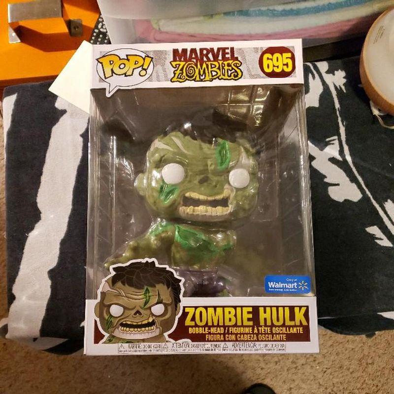 Zombie Hulk (10 inch)