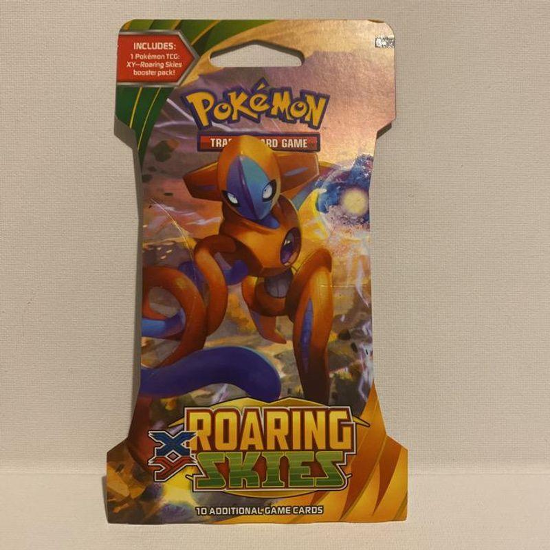 Roaring Skies Booster Pack