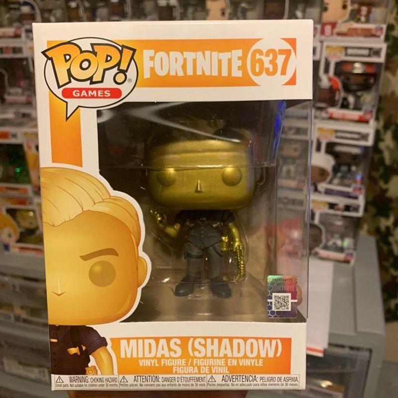Midas (Shadow) (Gold) (Metallic)