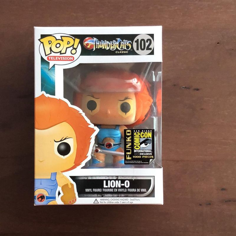 Lion-O (Flocked)