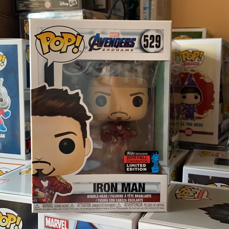 Iron Man (Gauntlet) [Fall Convention]
