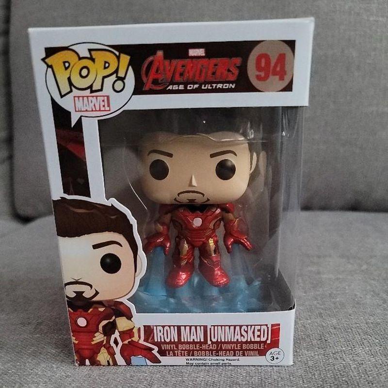 Iron Man Mark 43 (Avengers 2) (Unmasked)