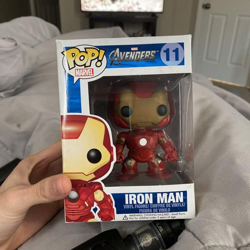Iron Man (The Avengers)