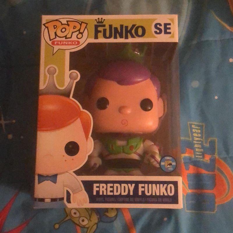 Freddy Funko (Buzz Lightyear)