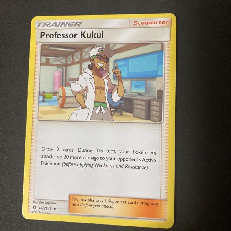 Professor Kukui - Sun & Moon