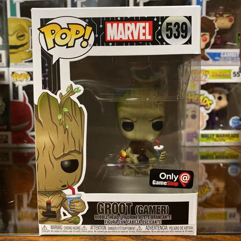 Groot (Gamer)