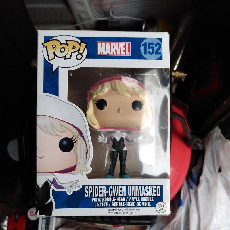 Spider-Gwen (Unmasked)