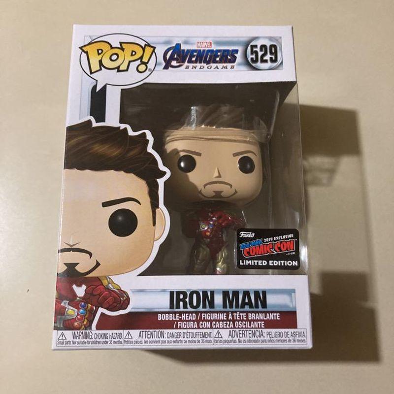 Iron Man (Gauntlet) [NYCC]