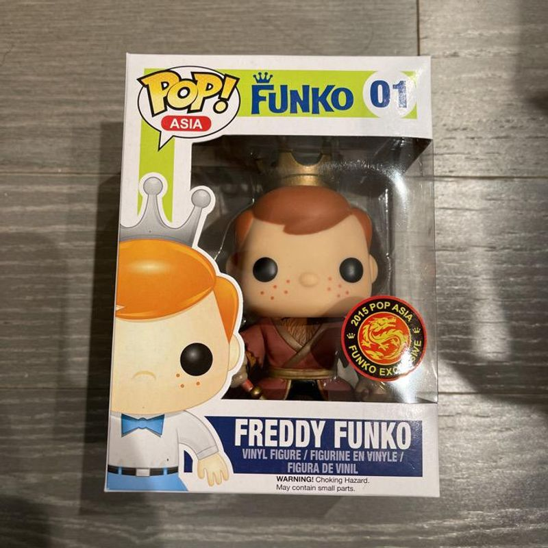 Freddy Funko (Monkey King)