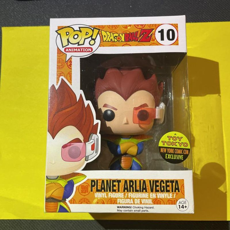 Planet Arlia Vegeta