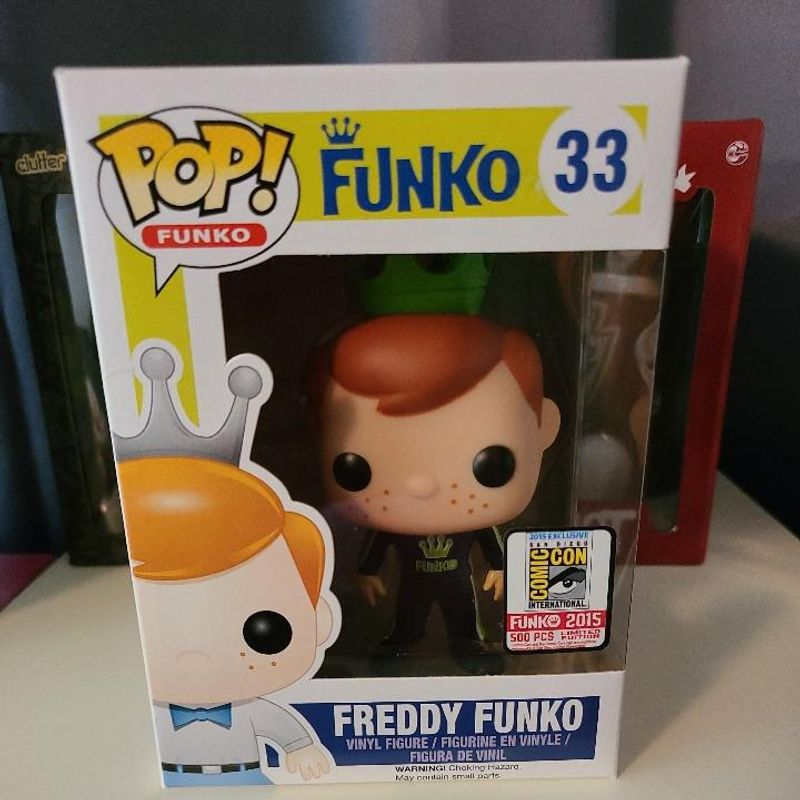 Freddy Funko (Talladega Nights) (Blue)