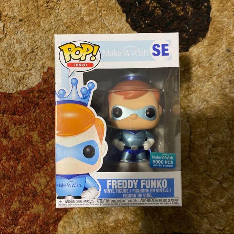 Freddy Funko (Superhero) (Make A Wish)