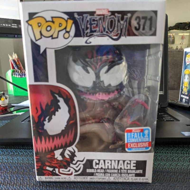 Carnage (Tendrils) [Fall Convention]