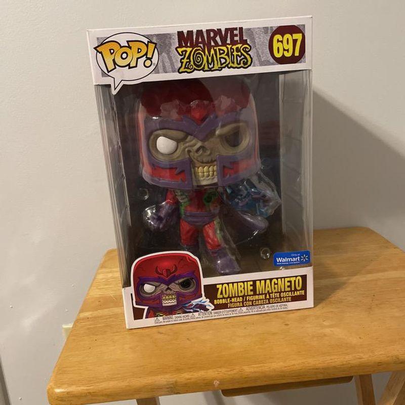 Zombie Magneto (10 inch)