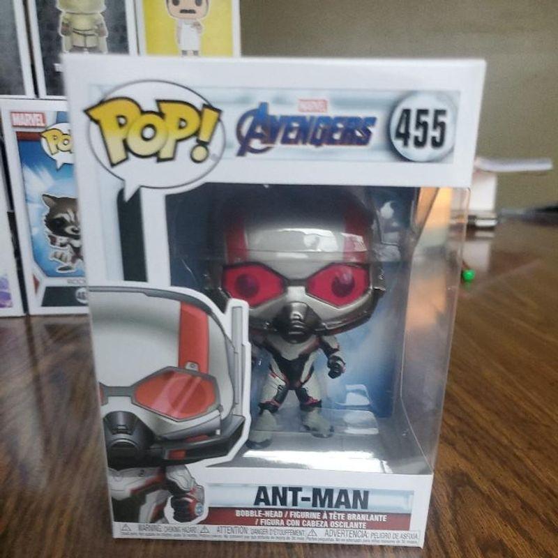 Ant-Man (Quantum Realm Suit)