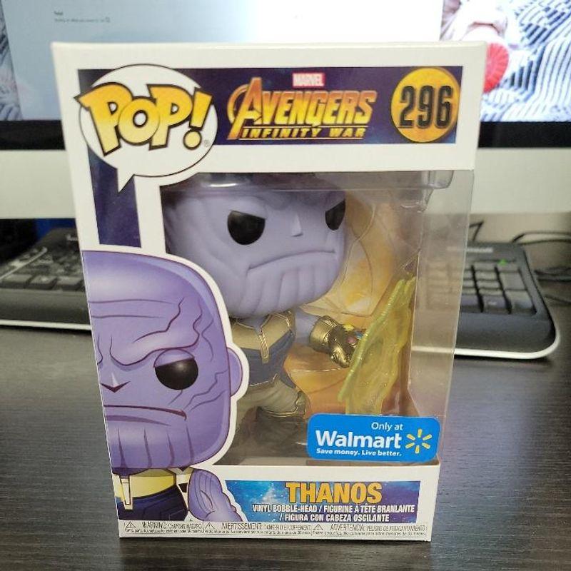 Thanos (Infinity War) (Mind Stone)