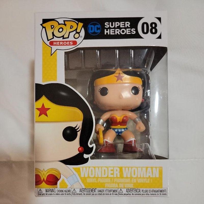 Wonder Woman (DC Super Heroes)
