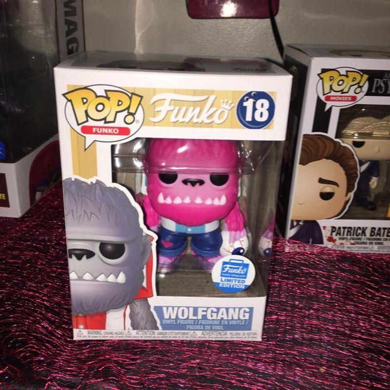 Wolfgang (Pink)