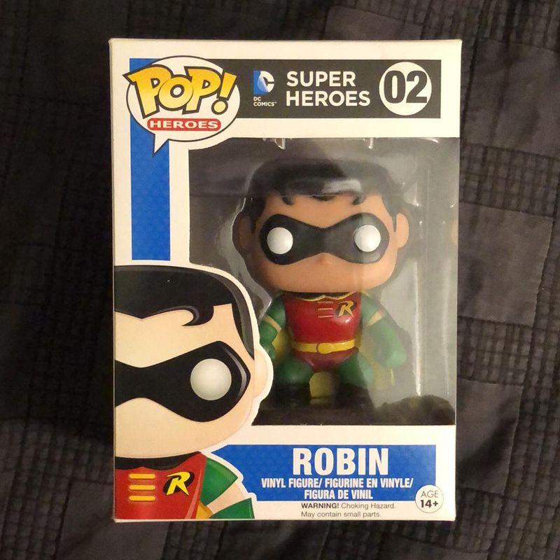 Robin (DC Super Heroes)