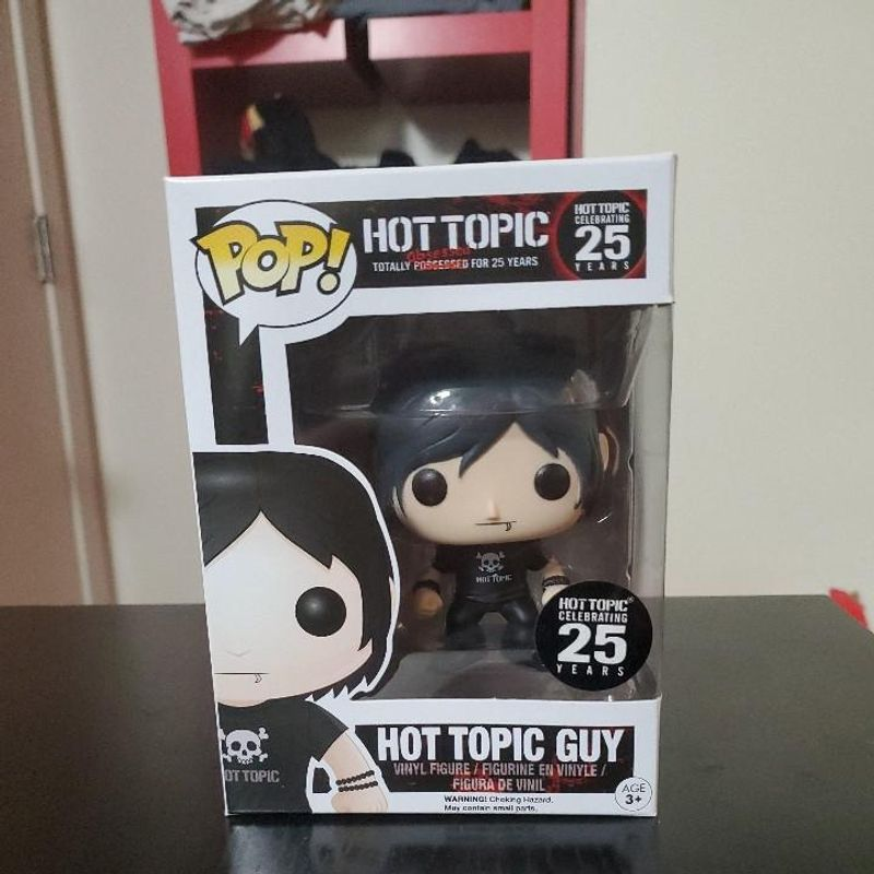 Hot Topic Guy