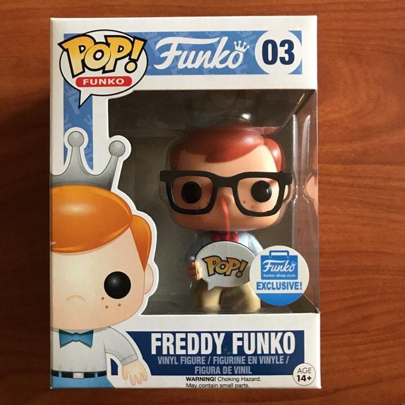 Freddy Funko (Hipster)