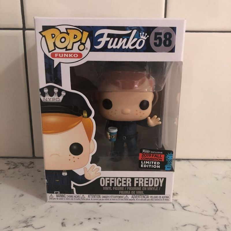 Officer Freddy [Fall Convention]