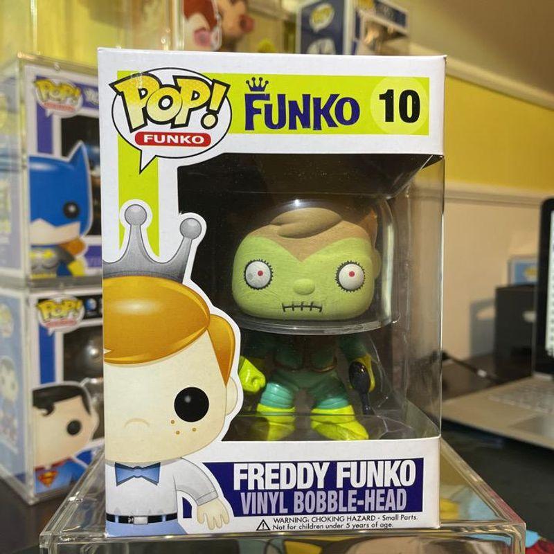 Martian (Freddy Funko)