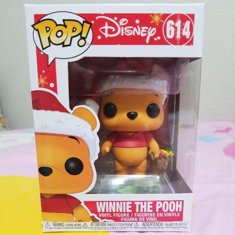 Holiday Winnie the Pooh