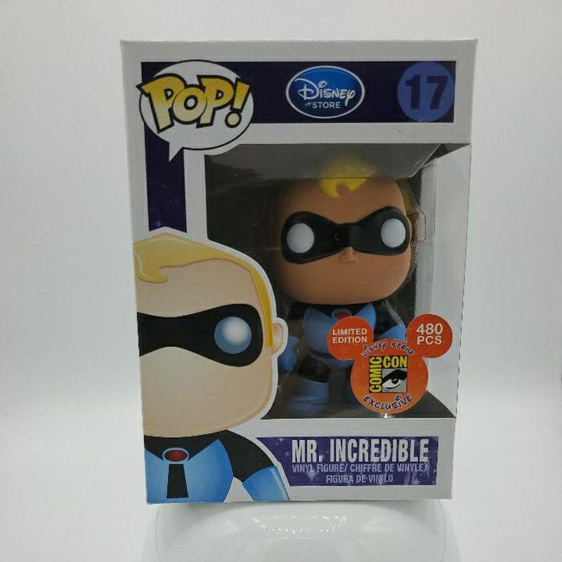 Mr. Incredible (Blue Suit)