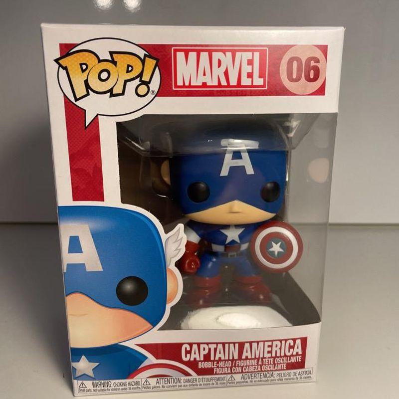Captain America (#6)