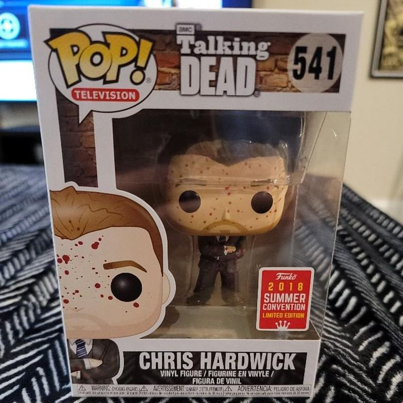 Chris Hardwick (Bloody)