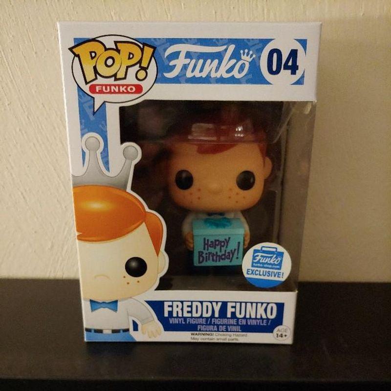 Freddy Funko (Birthday)