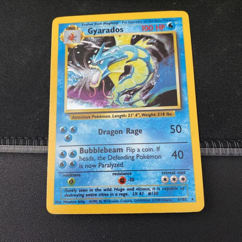 Gyarados (Holo) (Base Set)