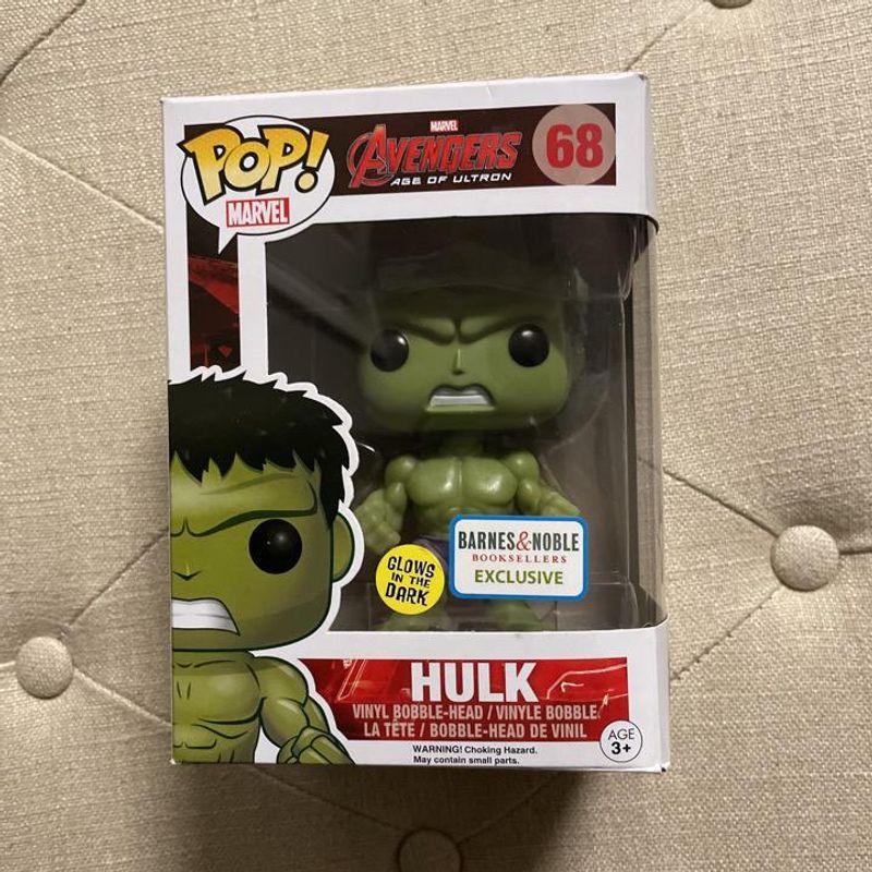 Hulk (Avengers 2) (Glow in the Dark)