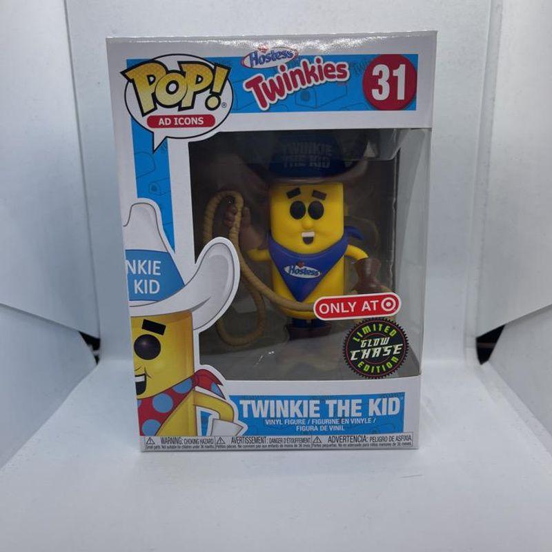 Twinkie The Kid (Glow In The Dark) (Logo Bandana)