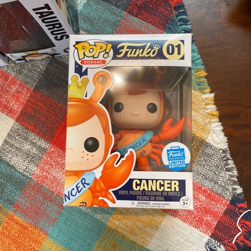 Freddy Funko (Cancer)