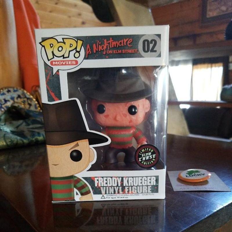 Freddy Krueger (Glow in the Dark)