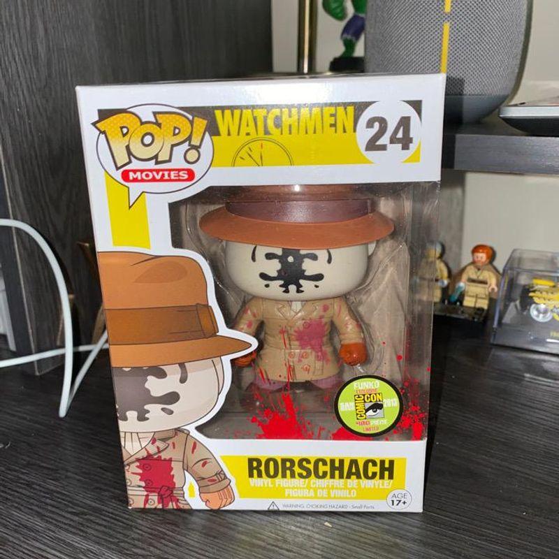 Rorschach (Bloody)