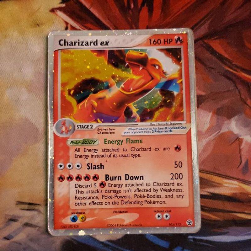 Charizard ex - FireRed & LeafGreen