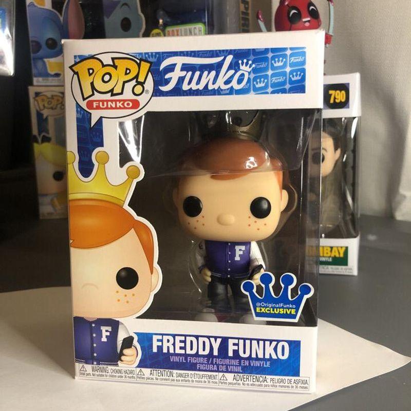 Freddy Funko (Social Media-Phone)