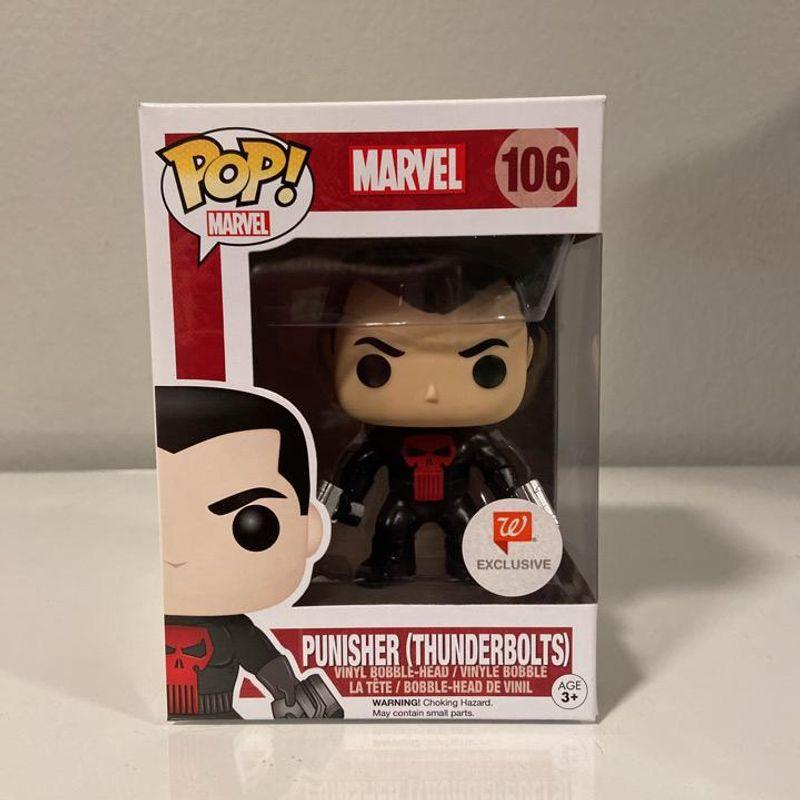 Punisher (Thunderbolts)