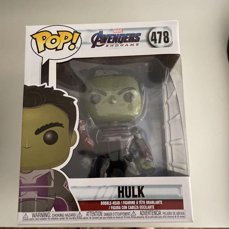 Hulk (w/ Gauntlet)
