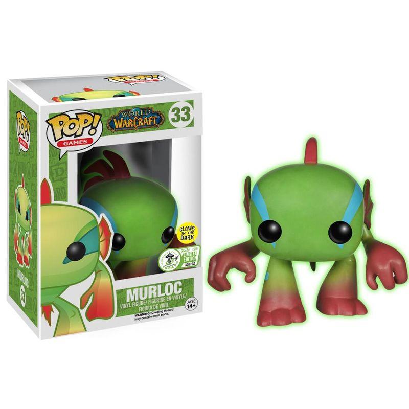 Murloc (Green) (Glow in the Dark)