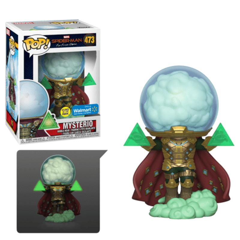 Mysterio (Glow In The Dark)
