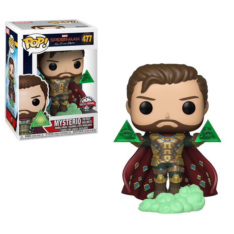 Mysterio (without Helmet)