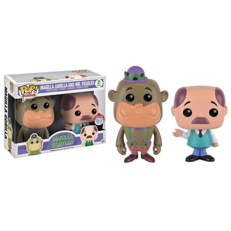 Magilla Gorilla & Mr. Peebles (2-Pack)