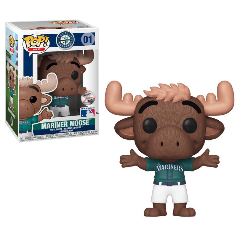 Mariner Moose (Alternate Uniform)